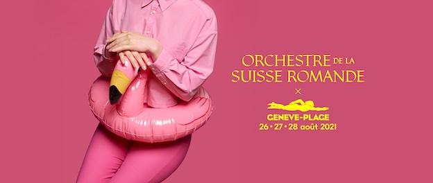Festival OSR à Genève Plage (26-28 août)