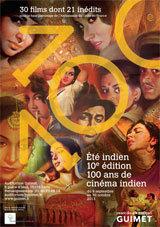 Eté indien – 10ème édition : Cent ans de cinéma Indien (1913-2013). Du 9 septembre au 30 octobre à l'auditorium du musée Guimet, Paris
