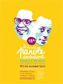 18e festival Parole Ambulante, soleils de midi camus / césaire, du 19 au 26 octobre 2013 à lyon, vénissieux, saint-priest...
