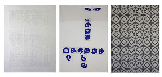 Pascale Hugonet, exposition du 10 au 28 septembre à la Galerie Andiamo, Marseille
