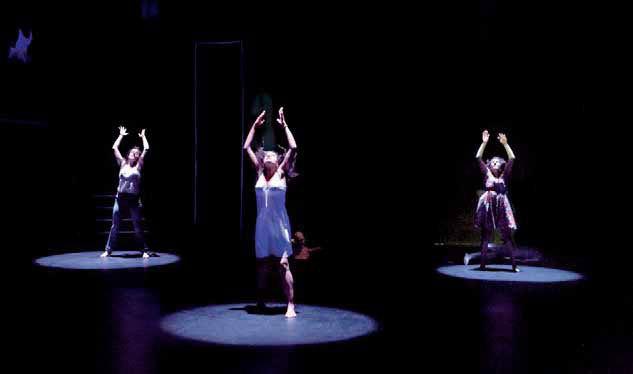 MODèles par la Compagnie La Part des Anges, le Dôme théâtre, Albertville, le 6 novembre 2013