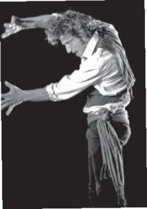 Carmen,opéra sauvage, Compagnie Danse des signes, théâtre de la Criée, Marseille, le 28 septembre 2013