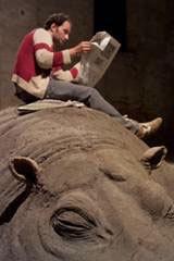 Hope Hippo – J. Allora et G. Calzadilla © G. Boata