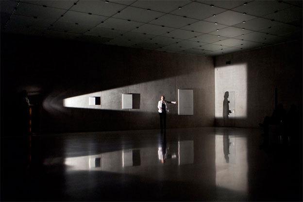 Prochaines représentations de Etre un bâtiment – ein Gebäude sein à Genève, Paris, La Chaux-de-Fonds, Lausanne