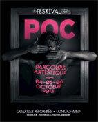 8ème Festival POC, les 4, 5 et 6 octobre 2013 à Marseille