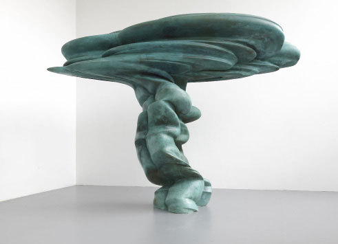Tony Cragg, Muste Be, 2012 Bronze, 240 X 325 X 110 cm Courtesy Galerie Thaddeus Ropac, Paris/Salzsburg © ADAGP, Paris 2013club