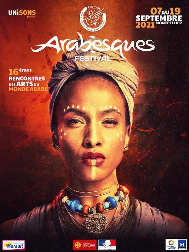 Festival Arabesques du 7 au 19 septembre à Montpellier