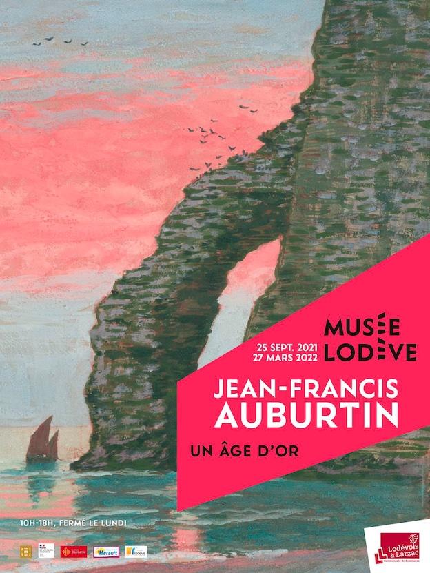 Musée de Lodève. Jean-Francis Auburtin. Un âge d'or. 25 septembre 2021 – 27 mars 2022