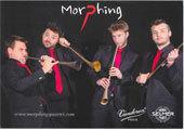 Quatuor de Saxophone Morphing, église St-Pierre, Dieulefit, le 28 septembre 2013 à 19h30