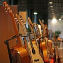 16ème salon international de la lutherie à Montpellier dans le cadre des internationales de la guitare les samedi 5 et dimanche 6 octobre 2013