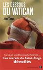 Les dessous du Vatican de John Thavis, Editions Gawsewitch / Balland
