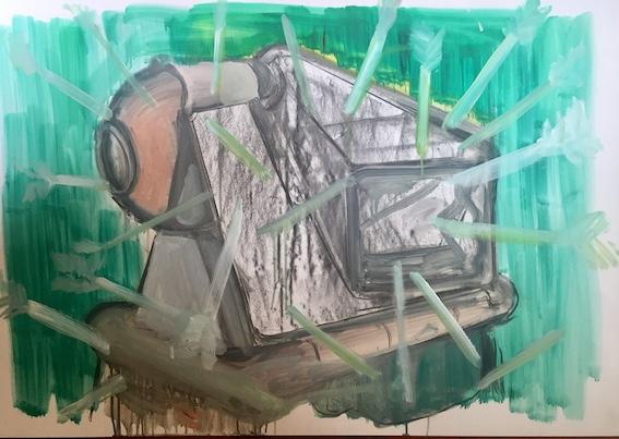 Julien Grenier, « early morning exercises »