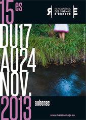 Rencontres des cinémas d'Europe d'Aubenas du du 17 au 24 novembre 2013