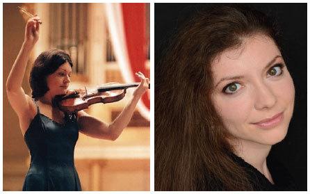 Julia Igonina, violon et Sofja Gülbadamova, piano