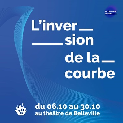 Reprise de L'inversion de la courbe au Théâtre de Belleville