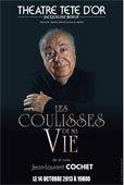 Les Coulisses de ma vie, de et avec Jean-Laurent Cochet, Théâtre Tête d'Or, Lyon, le 14 octobre 2013 à 19h00
