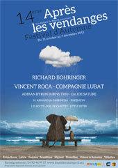 14e Festival d'automne « Après les Vendanges… » du 31 octobre au 7 décembre 2013 à Vaison la Romaine et environs