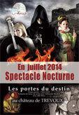Les Rives du Temps, son & lumière historique à Trévoux recrutent des figurants bénévoles pour son prochain Son & Lumière 2014