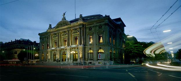Grand Théâtre de Geneve © DR