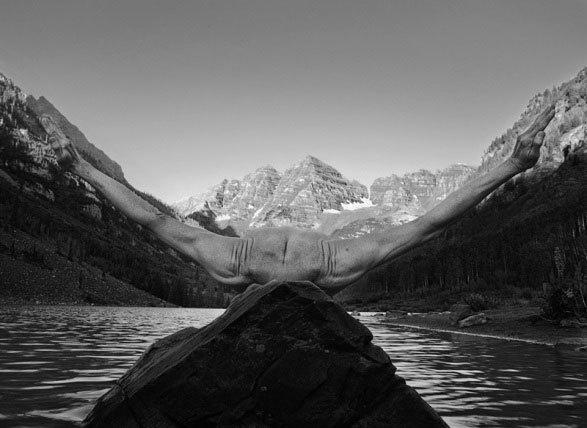Arno Minkkinen. Maroon Bells Sunrise, 2012