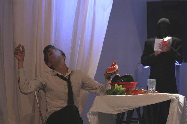 """""""L'Etranger"""" d'après le roman d'Albert Camus et """"Les Noces de Sisyphe"""" au NTH8, Lyon, 21 octobre au 2 novembre 2013"""