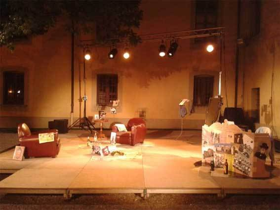 Le Maître et le Chanteur. Tragicomédie sur des airs d'opéras signée Michel Heim, Théâtre Etoile Royale, Lyon, du 15 au 30 novembre 2013