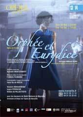 """""""Orphée & Eurydice"""", de Gluck, à l'Opéra de Marseille, du 30 novembre au 10 décembre 2013"""