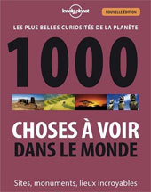 1000 choses à voir dans le monde, Collection Beau-Livre, Lonely Planet