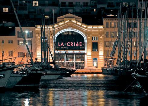 Marseille en 2013. Et après ? Débat Conférence les 9 et 10 décembre 2013, Petit Théâtre de la Criée, Marseille