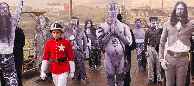 La Danza de la Realidad, Alejandro Jodorowsky