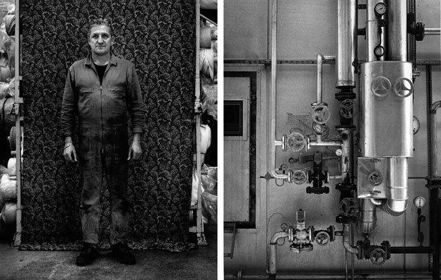 Kruczek Marc - L'usine ©Rajak Ohanian