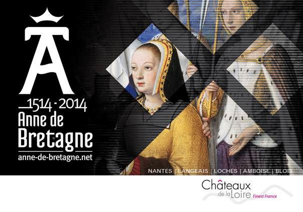 Célébration du 500e anniversaire de la mort d'Anne de Bretagne