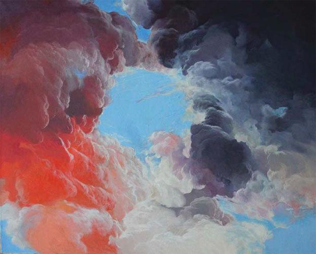 Denis Rivière. 2006-05-28, huile sur toile, 81 x 100