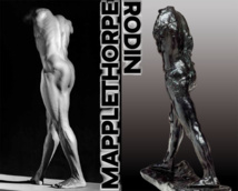 Mapplethorpe-Rodin, Musée Rodin, Paris, du 8 avril au 21 septembre 2014