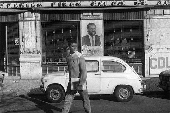Bernard Plossu, Lisbonne, 1987