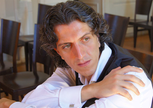 Vittorio Forte aux Dimanches de l'Orangerie