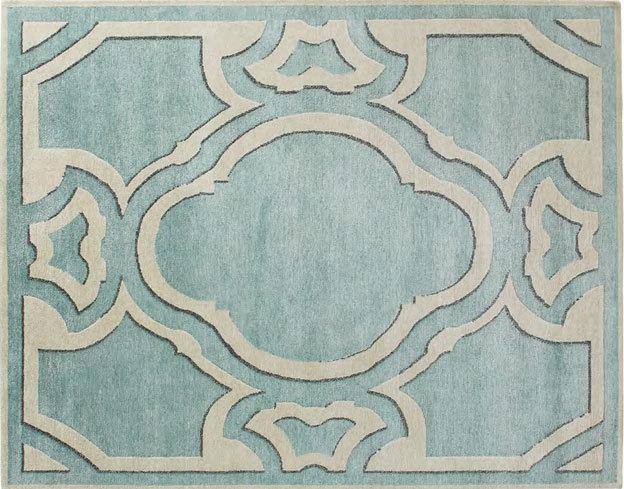 Chenonceaux, tapisserie de Cogolin
