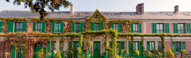 Fondation Claude Monet Giverny © DR