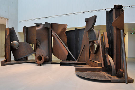 Anthony Caro, Shadows. Collection Annely Juda Fine Art, London © Philipp Schönborn