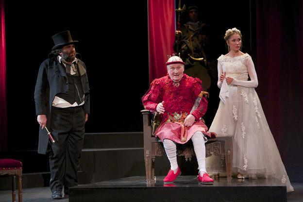Le roi se meurt @ Bernard Richebé
