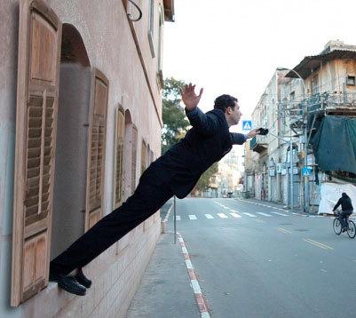 Shahar Marcus, Leap of faith