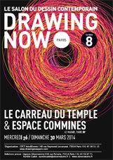 Drawing Now Paris, le salon du dessin contemporain, du 26 au 30 mars 2014