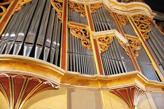 Saint-Etienne. Orgues à Saint-Louis pour le temps liturgique: il y a 300 ans, en février 1714. Concert le 22 février 2014