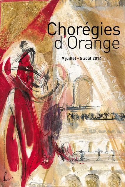 L'affiche des Chorégies d'Orange 2014 est déjà en vente !