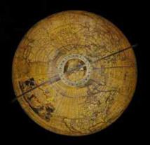 Globe terrestre, Abbé Nollet, BnF
