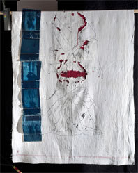 FE-MI-NI-TE 2013  - 1,50m x 1m Laurence  Bernard  © Patrice Delatouche