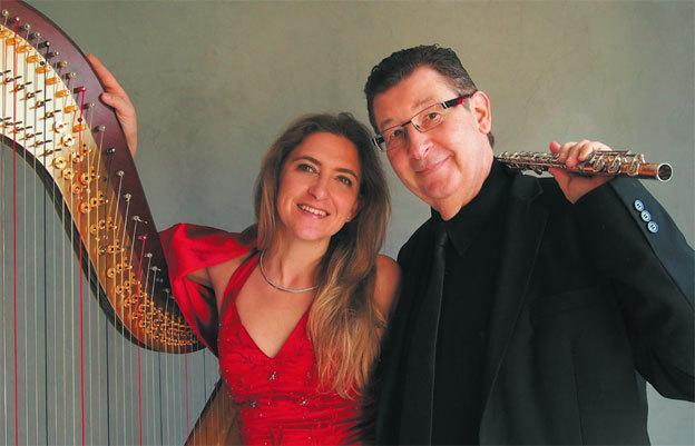 Philippe Depetris et Magali De Coster © Laurent Leguéré