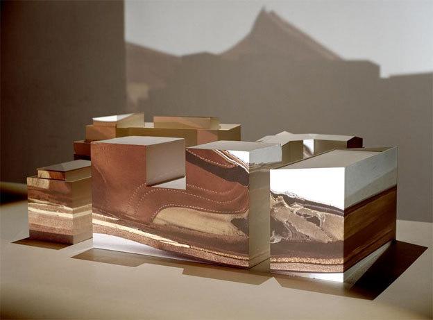 Patrick Tosani, Paysage, 2006_Photographie couleur c-print, 164 x 212 cm © Patrick Tosani. Courtesy de l'artiste & Galerie In Situ - Fabienne Leclerc, Paris © ADAGP, Paris 2014