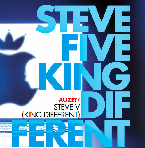 Steve Five (King different)  Roland Auzet  au Théâtre de la Renaissance, Oullins, du 14 au 18 Mars 2014
