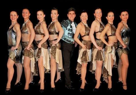 Pierrogeri et les danseuses de Rheda